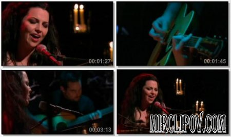Evanescence - Lithium (Live, Italia Sessions)