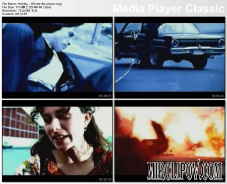 Molotov - Gimme The Power