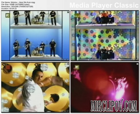 Molotov - Here We Kum