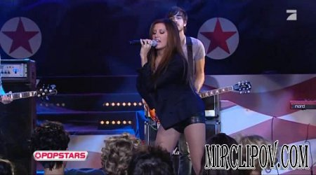 Ashley Tisdale - Crank It Up (Live, Popstars)