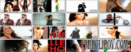 Inna Feat. Pitbull - Hot (Electrow Jungs Remix & Vj By Lecoq)