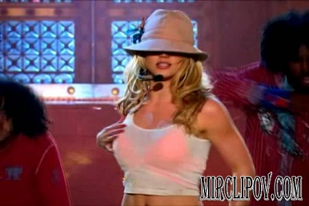 Britney Spears - Boom Boom (Live)