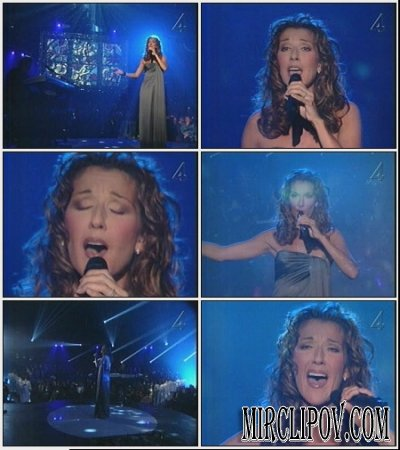 Celine Dion - O Holy Night (Live, Christmas Special)