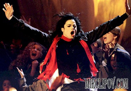 Michael Jackson - Earth Song (Live, Brit Awards, 1996)