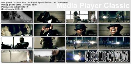 Ginuwine Feat. Lisa Raye & Tyrese Gibson - Last Chance