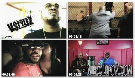 Vstylez Feat. Royce Da 5'9, Rapper Big Pooh, Elzhi & Phat Kat - Clash Of The Titans