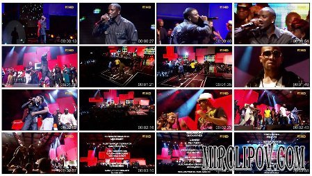 Akon - Wanna Be Startin Something (Live, MTV African Music Awards, 2009)