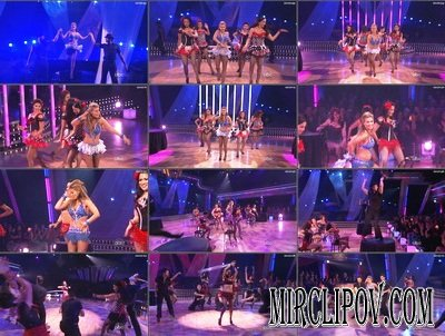 Carmen Electra - Cabaret Performance (Live, Dancing With The Stars, 2009)