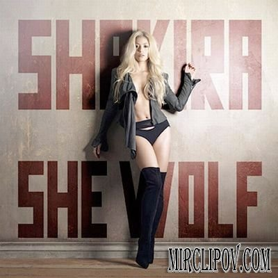 Shakira - She Wolf (Moto Blanco Club Edit)