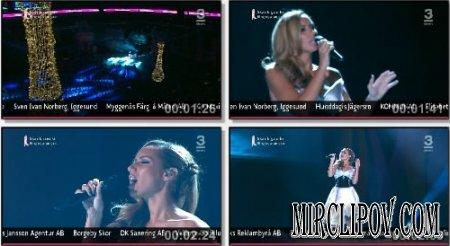 Leona Lewis - Happy (Live, Rosa Bandet Galan, 29.10.09)