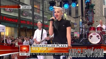 No Doubt - Don't Speak (Live, Today Show, 2009)