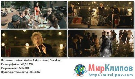 Madina Lake - Here I Stand