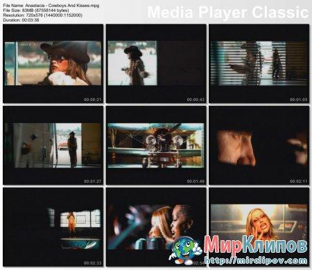 Anastacia - Cowboys And Kisses