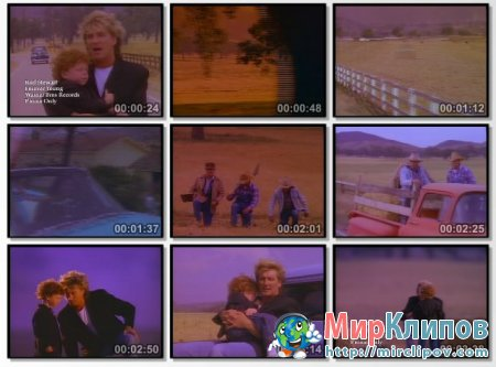 Rod Stewart – Forever Young