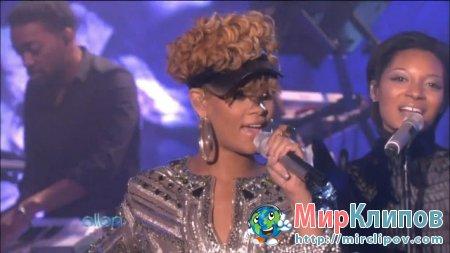 Rihanna - Rude Boy (Live, The Ellen DeGeneres Show)