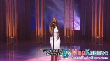Leona Lewis - Bleeding Love (Live, Music Fair Japan)