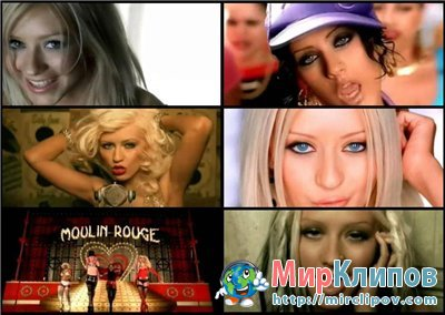 Christina Aguilera - Megamix 2008