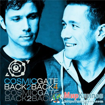 Cosmic Gate - Barra