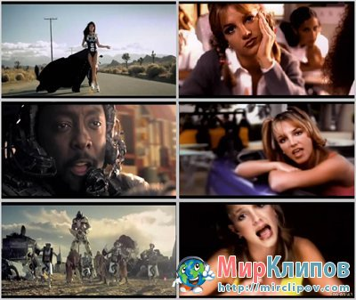 Black Eyed Peas Vs. Britney Spears - Imma Be Baby