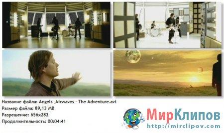 Angels Airwaves - The Adventure