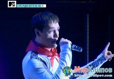 Юра Шатунов - Белые Розы (Live, Супердискотека 90-х)
