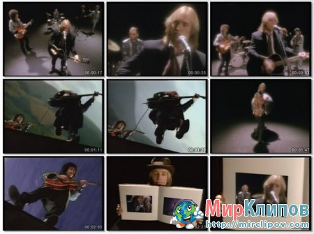Tom Petty, George Harrison, Ringo Starr & E.L.O. – I Won't Back Down