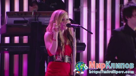 Avril Lavigne - Medley (Live, Winter Olympics Closing Ceremony, 2010)