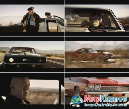 Gorillaz Feat. Mos Def & Bobby Womack - Stylo