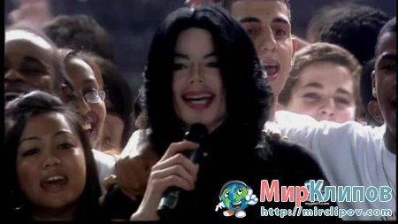 Michael Jackson - We Are The World (Live, WMA, 2006)
