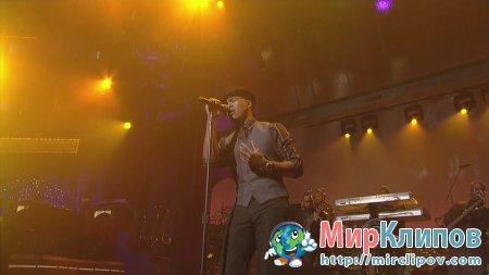 Ne-Yo - Heroes (Live, Late Show, 02.01.10)