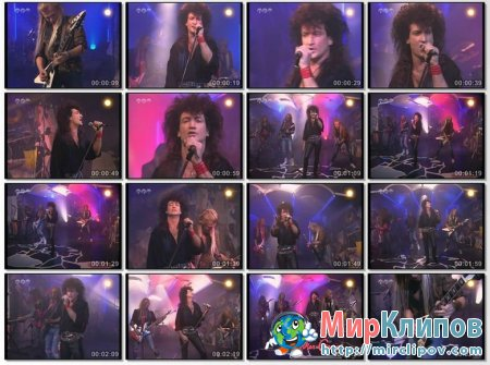 McAuley Schenker Group – Time (Live)