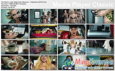 Lady Gaga Feat. Beyonce - Telephone