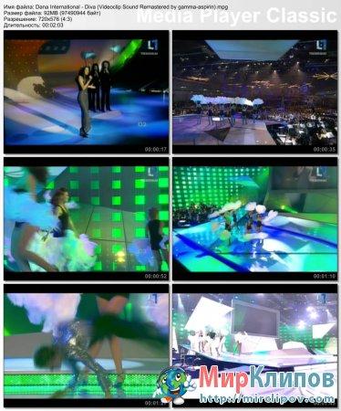 Dana International - Diva (Live)