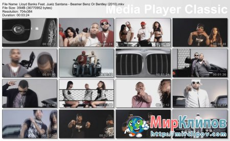 Lloyd Banks Feat. Juelz Santana - Beamer Benz Or Bentley