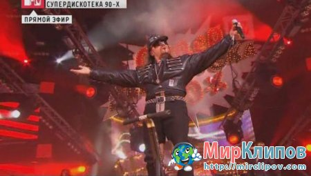 Богдан Титомир - Делай Как Я (Live, Супердискотека 90-х)