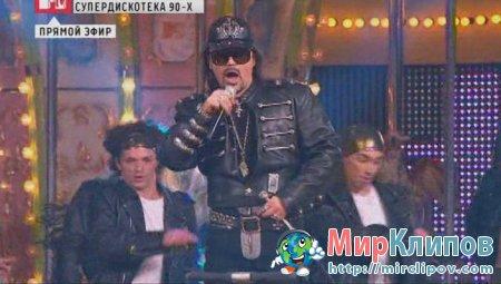 Богдан Титомир - Ерунда (Live, Супердискотека 90-х)