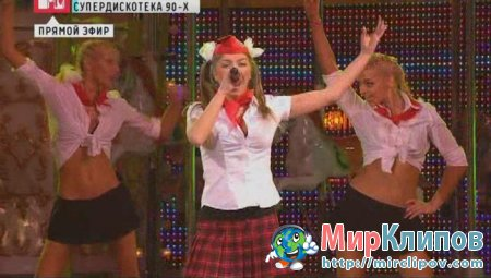 Акула - Кислотный DJ (Live, Супердискотека 90-х)