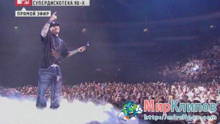Vanilla Ice - Ice Ice Baby (Live, Супердискотека 90-х)