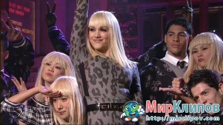 Gwen Stefani - Wind It Up (Live, SNL, 2006)