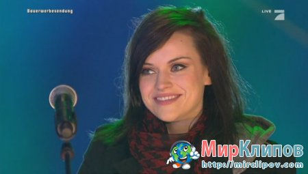 Amy Macdonald - Don't Tell Me that Its Over (Live, Tv Total Wok Wm 19.03.2010)