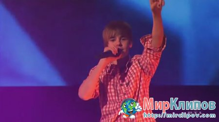 Justin Bieber - Live Perfomance (The Dome 53)