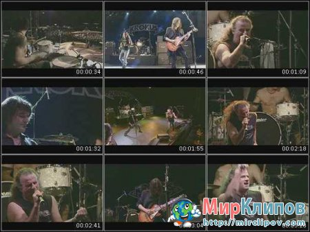 Krokus – Hellraiser (Live)