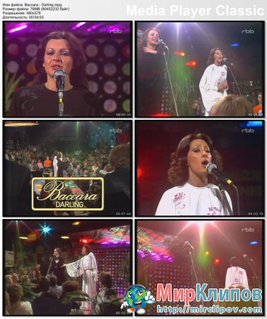 Baccara - Darling (Live)