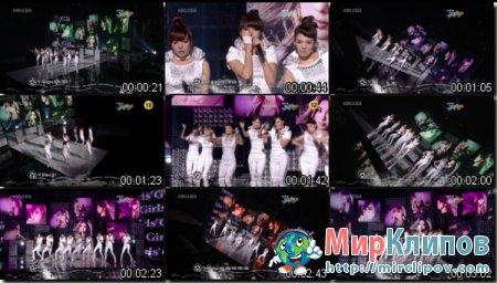 Girls' Generation - Run Devil Run (Live, Music Bank)