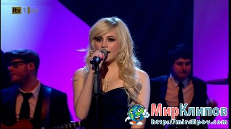Pixie Lott - Gravity (Live, Comedy Rocks With Jason Manford)