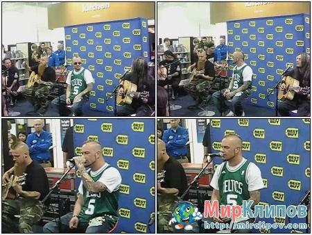 Five Finger Death Punch - The Bleeding (Live, Acoustic)