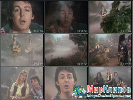 Paul McCartney Feat. Wings – Mull Of Kintyre