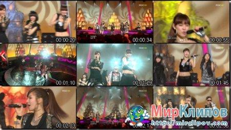 After School Feat. Son Dam Bi - Diva (Live)