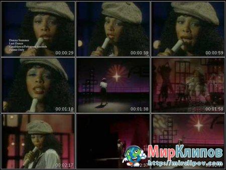 Donna Summer – Last Dance