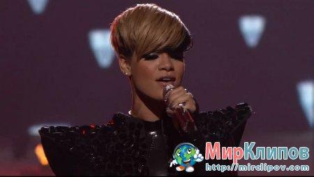 Rihanna - Rockstar 101 (Live, American Idol)